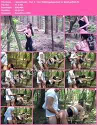 LatinaModel LatinaModel - Part 2 - Von Mitfahrgelegenheit im Wald gefickt Thumbnail